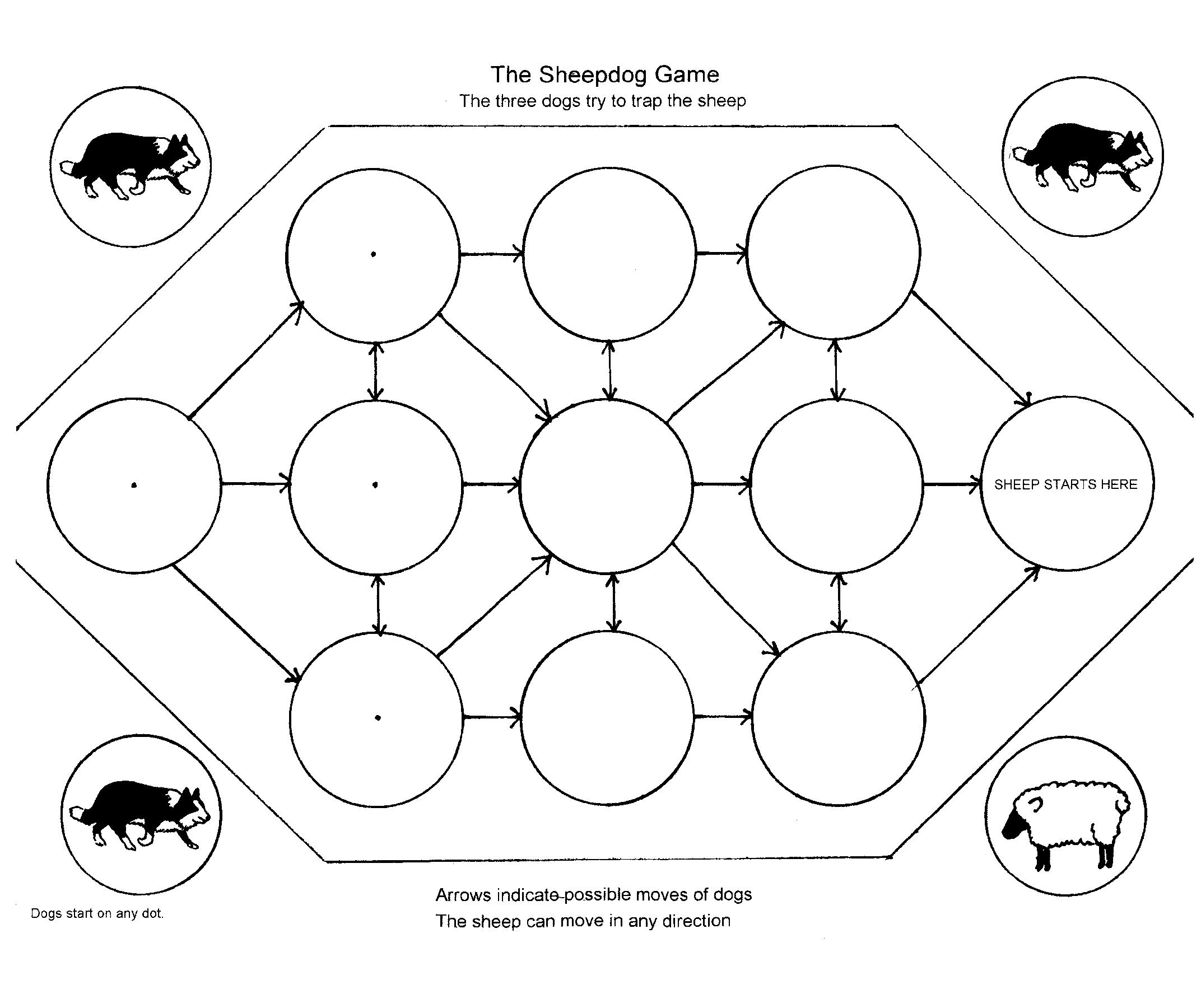 Sheep Herding Math Strategy Game002