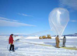 antarcticaballoon