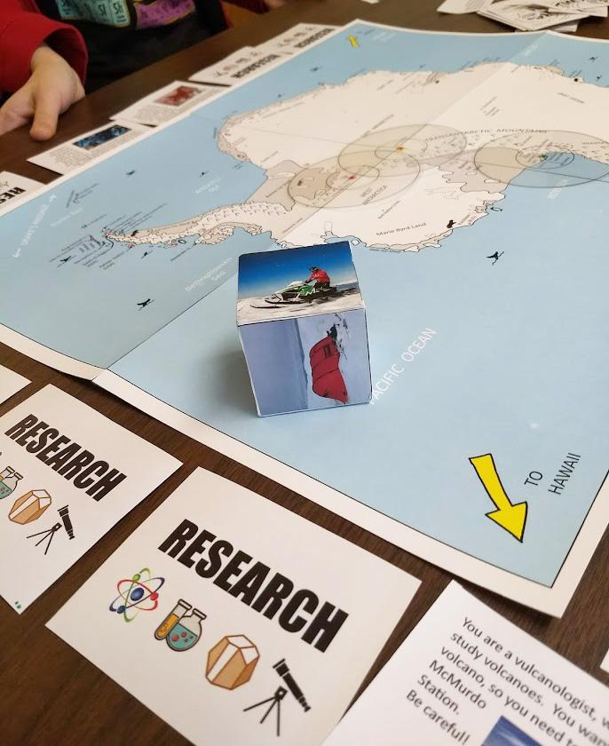 U201cscience In Antarctica U201d
