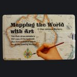 Mapping the World USB square format higher res