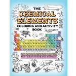 Coloring book cover square format